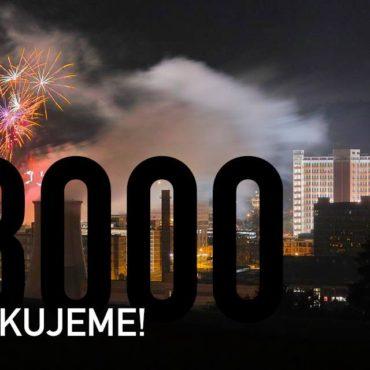 8000 uživatelů! Firestarter tvoří online komunity.