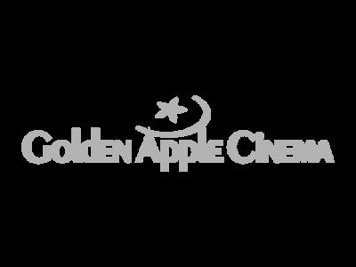 Logo Golden Apple Cinema