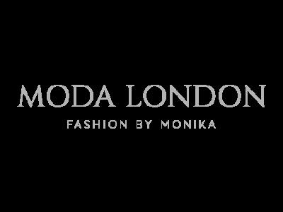 Logo Moda London by Monika